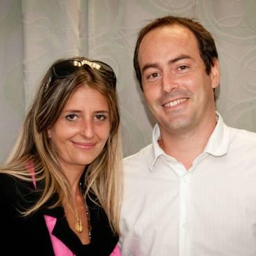 Sandrine et Sébastien COTTET MOINE