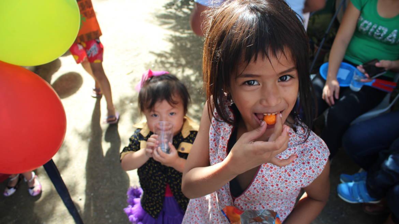 Partenariat avec Enfants d'Asie