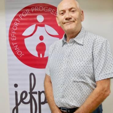 Jean Claude COTTET MOINE – Fondateur de Jefpag et Président de la Fondation Cottet Moine
