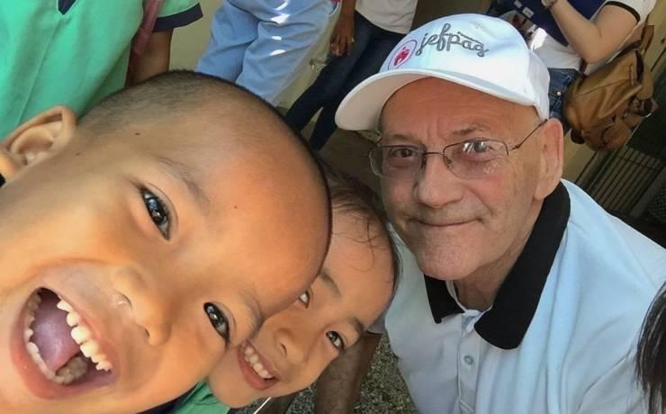 La communauté St John au service de l'éducation aux Philippines